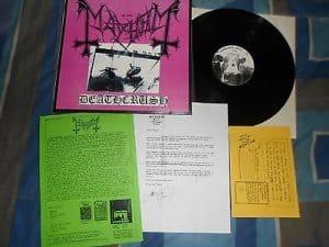 Deathcrush-vinyl-Mayhem-Euronymous