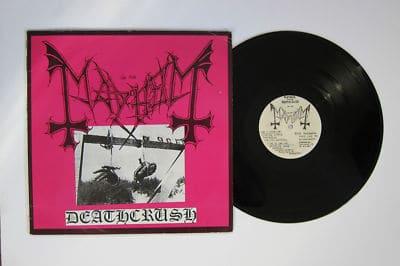Deathcrush-vinyl-Mayhem-Euronymous-vinyl-ep