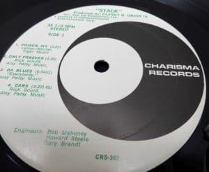 Stack - Above all, 1969, Vinyl LP