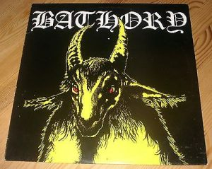 Bathory Yellow goat vinyl