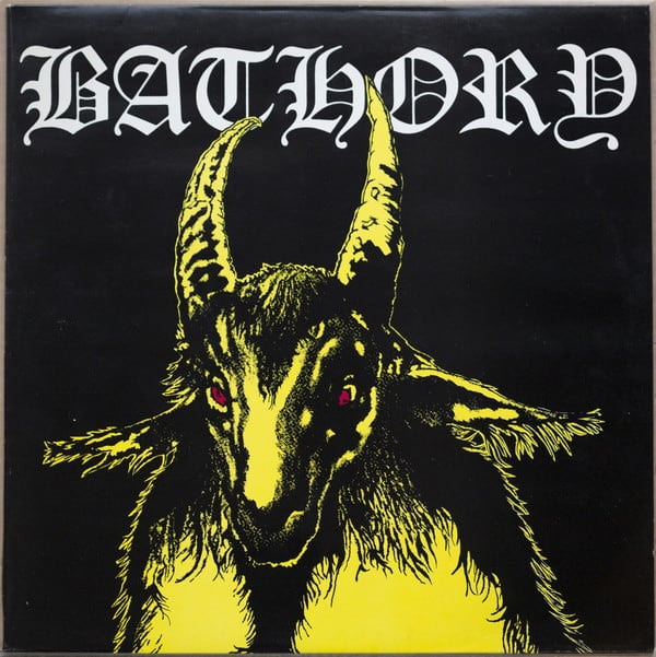 Bathory - Bathory LP Rare Vinyl Records