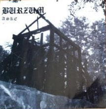 Burzum - Aske  - LP - 1993 Rare Vinyl Records