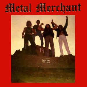Metal Merchant - Metal Merchant EP rare vinyl record
