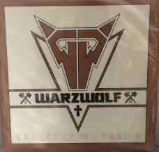 Warzwolf - Valley of the Shadow - LP - 1987  Rare Vinyl Records