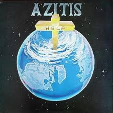 AZITIS - HELP - LP - 1971  Rare Vinyl Records