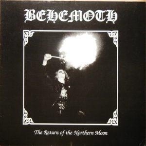 Behemoth – The Return Of The Northern Moon vinyl 1993
