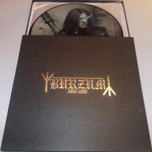 Burzum – 1992-1997 vinyl