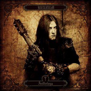 Burzum – Anthology 2008 vinyl