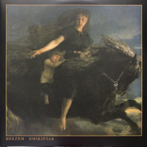 Burzum – Umskiptar vinyl