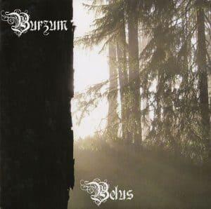 Burzum – Belus (LP) 2010 vinyl