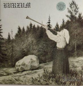Burzum – Filosofem (LP) 1995 vinyl