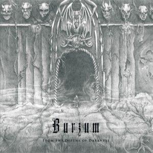 Burzum – From The Depths Of Darkness (LP) 2011 vinyl