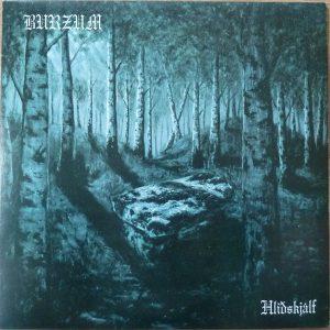 Burzum – Hliðskjálf (LP) 1999 vinyl