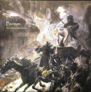Burzum – Sôl Austan, Mâni Vestan 2013 vinyl