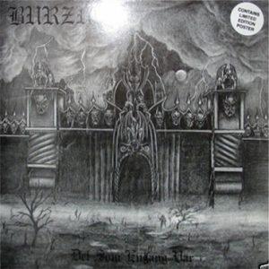 Burzum – Det Som Engang Var vinyl 1993