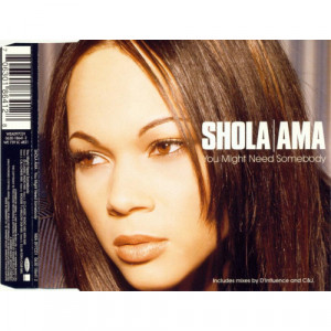 Ama,Shola - You Might Need Somebody - CD Maxi Single - CD - Album