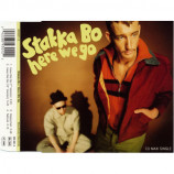 Bo,Stakka - Here We Go - CD Maxi Single