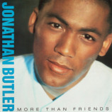Butler, Jonathan - More Than Friends - LP