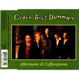 Crash Test Dummies - Afternoons & Coffeespoons - CD Maxi Single