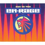 En-Rage - Run To You - CD Maxi Single