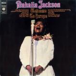 Jackson, Mahalia - Welcome To Europe - LP