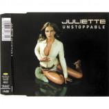 Juliette - Unstoppable - CD Maxi Single