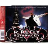 Kelly,R. - Gotham City - CD Maxi Single