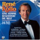 Kollo, Rene - Eine Stimme Begeistert Die Welt - LP