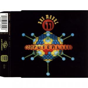 Modul - Computerliebe - CD Maxi Single - CD - Album