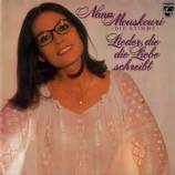 Mouskouri, Nana - Lieder, Die Die Liebe Schreibt - LP