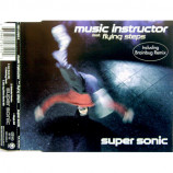 Music Instructor - Super Sonic - CD Maxi Single