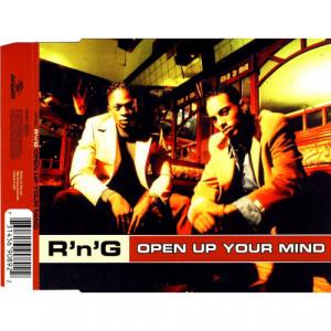 R'n'G - Open Your Mind - CD Maxi Single - CD - Album