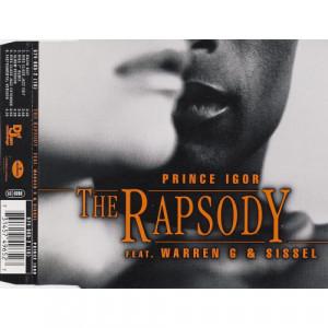 Rapsody feat. Warren G. & Sissel - Prince Igor - CD Maxi Single - CD - Album