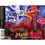 Santana - Maria Maria - CD Maxi Single