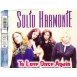 Solid Harmonie - To Love Once Again - CD Maxi Single