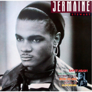 Stewart, Jermaine - Say It Again - LP - Vinyl - LP