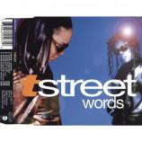 T-Street - Words - CD Maxi Single