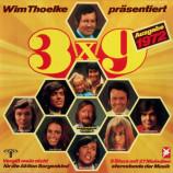 Various - 3x9 Ausgabe 1972 - LP