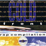 Various - Cold Front Rap Compilation - LP