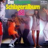 Various - Das Klingende Schlageralbum 68 - LP