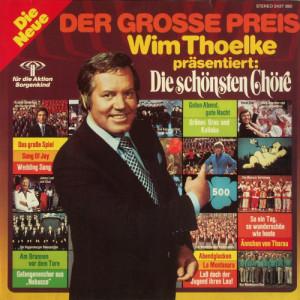 Various - Der Große Preis: Die Schönsten Chöre (Die Neue) - LP - Vinyl - LP