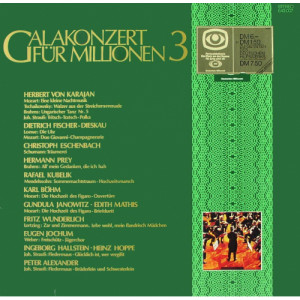 Various - Galakonzert Für Millionen 3 - LP - Vinyl - LP