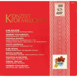 Various - Konzert Für Millionen - LP - Vinyl - LP