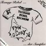 Various - Teenage Rebel... Der Sampler Vol. 1 - CD