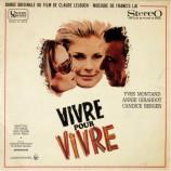 Various - Vivre Pour Vivre - LP
