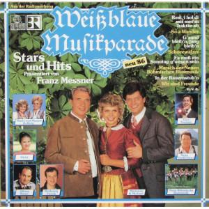 Various - Weißblaue Musikparade - LP - Vinyl - LP
