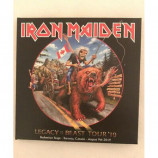 Iron Maiden - Legacy Of The Beast 19 - Live In Toronto - 2cd Digipack