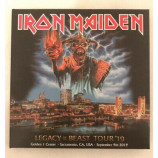Iron Maiden - Legacy Of The Beast 19 - Sacramento 2019 - 2cd Digipack