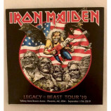 Iron Maiden - Legacy Of The Beast Tour 19 - Live In Phoenix 2019 - 2cd