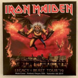 Iron Maiden - Legacy Of The Beast Tour 19 - Live In Portland 2019 - 2cd